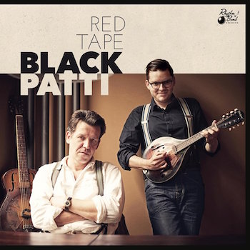 Black Patti - Red Tape ( ltd Lp Gatefold Sleeve )